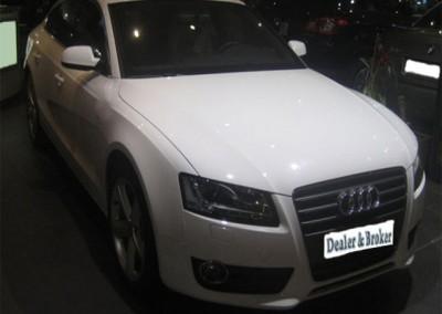Audi A5 Blanco