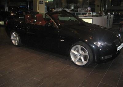 BMW 335 CI CABRIO
