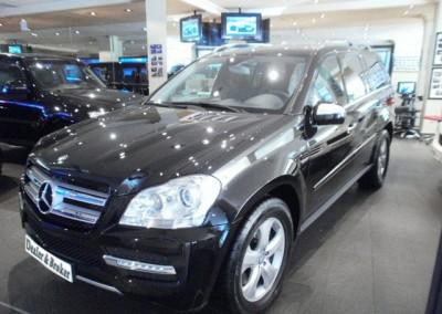 Mercedes clase GL