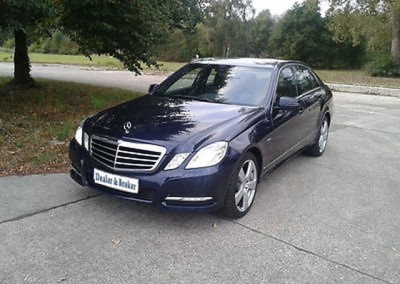 Mercedes E 250 4MATIC