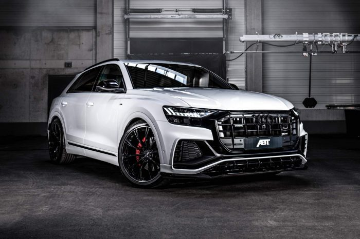 Audi Q8 5.0 TDI by ABT