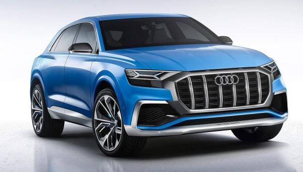 Audi Q8, el rival anunciado de BMW X6