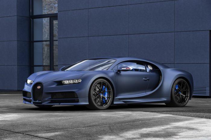 """Bugatti Chiron Sport """"110 Años"""""""