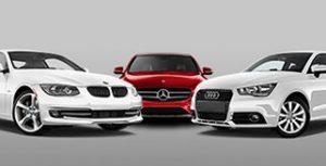 Comprar coches de gama media, alta y lujo