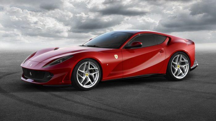 Ferrari 812 Superfast: el más rápido y potente