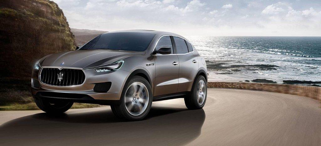 Maserati Levante: deportividad y elegancia