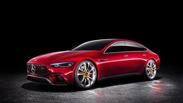Mercedes Concept A Berlina, una visión del futuro Clase A
