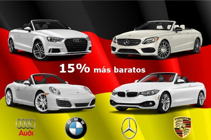 Comprar coche en Alemania