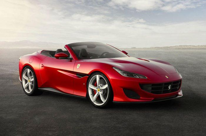 Ferrari Portofino, el espectacular sustituto del California T