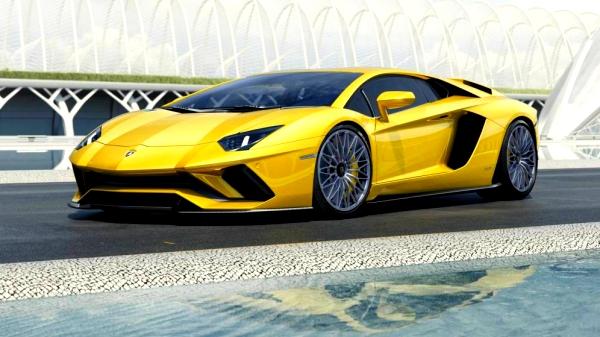La última versión de Lamborghini, el Aventador S
