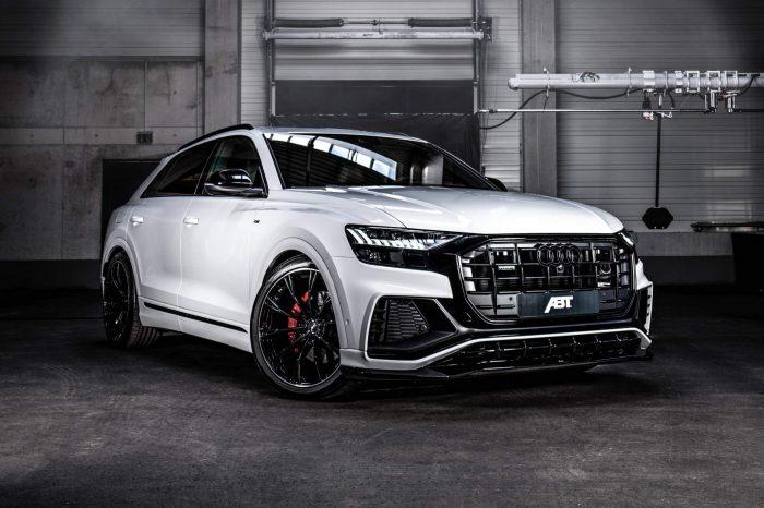 Audi Q8 5.0 TDI by ABT